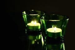Candle holder Royalty Free Stock Image
