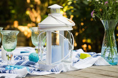 Free Candle Lantern Royalty Free Stock Photography - 26345347