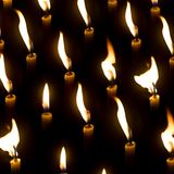 Candle light royalty free stock image