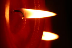 Candle_Light Royalty Free Stock Photography