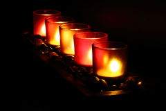 Candle Light Royalty Free Stock Images