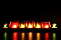Candle Light Stock Photos