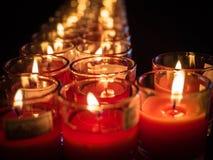 Candle light Stock Photo