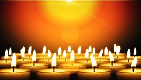 Candle, Lighting, Flame, Computer Wallpaper Stock Photos