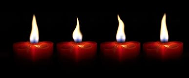Candle, Lighting, Flame, Darkness stock image