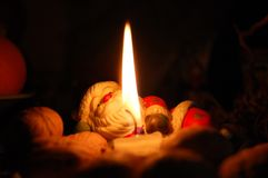 Candle, Lighting, Flame, Darkness stock photography