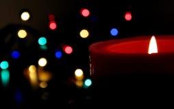 candle lights Στοκ Εικόνα