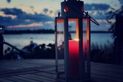 Candle Lit Lantern