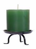 Candle o entalhe Imagem de Stock