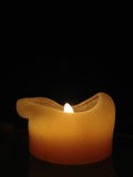 Lit Candle Stock Images