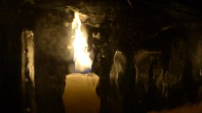 Candle stock footage