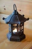 CandleHolder фонарика Стоковые Фото