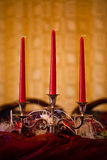Candleholder Stock Photo