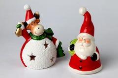 Candleholder christmas subjet b Royalty Free Stock Photography