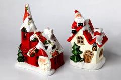 Candleholder christmas subjet a Stock Photo