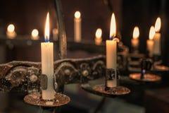 Candleholder_church Imagens de Stock