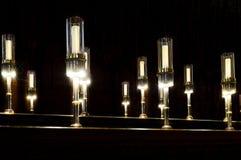 Candlelight Royalty Free Stock Photos