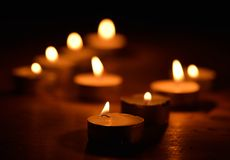 Free Candlelight Stock Images - 27645824
