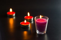 Candlelight Royalty Free Stock Photos