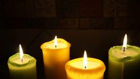 candlelight video estoque