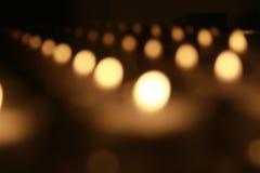 candlelight Στοκ Εικόνα