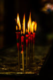 candlelight immagine stock libera da diritti