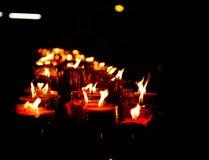 candlelight fotografia stock libera da diritti