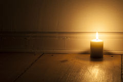 candlelight immagine stock