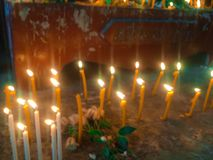 candlelight стоковое фото rf