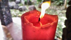 candlelight Fotografía de archivo libre de regalías