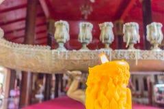 Candlelight Stock Image