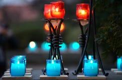 candlelight obrazy royalty free