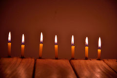 Candlelight Royalty Free Stock Images