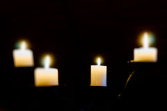 Candlelight Stock Images