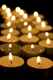 Candlelights Royalty Free Stock Photography