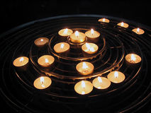 candles Στοκ Φωτογραφίες