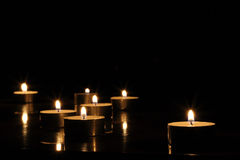 Free Candles Royalty Free Stock Photo - 16340625