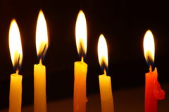Free Candles Stock Photography - 17371932