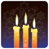 Candles 2 Stock Image