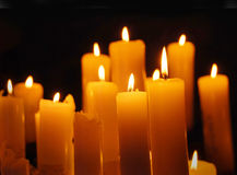 Free Candles Royalty Free Stock Image - 21431736