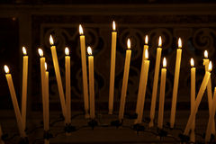 Candles Royalty Free Stock Photography