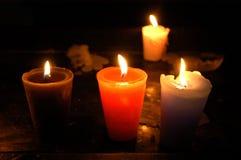 candles Στοκ εικόνα με δικαίωμα ελεύθερης χρήσης