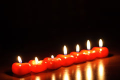 Candles Royalty Free Stock Photo