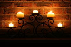 Candles Stock Photos