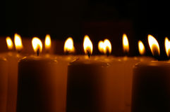 Free Candles Royalty Free Stock Image - 894866