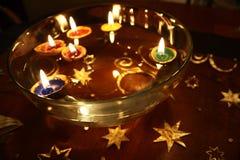 candles christmas Στοκ Φωτογραφία