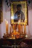 candles colorful Στοκ εικόνα με δικαίωμα ελεύθερης χρήσης