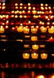 candles colorful 免版税库存图片