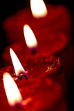 Candles Stock Images
