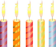 Candles, object Royalty Free Stock Photo